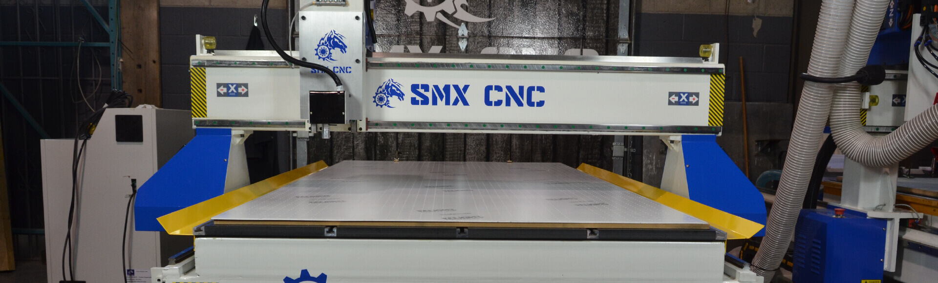 SMXCNC routers systems and laser