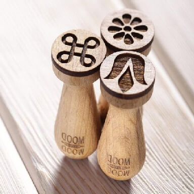 Wood & Rubber stamps