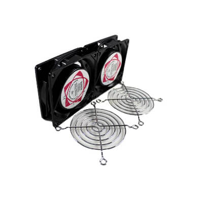 Low-noise cooling fan